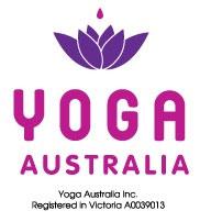 Yoga Australia Inc Registered in Victoria A0039013